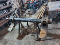 Restoring the end of the SAF axle stocking